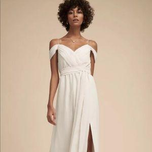 Watters Bridal Gown Wedding Dress Off Shoulder 2